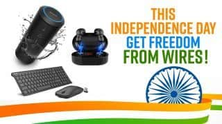 Wireless Gadgets: This Independence Day Get Freedom From Wires