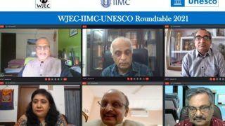 वर्ल्ड जर्नलिज्म एजुकेशन काउंसिल के सत्र में बोले ICSSR के अध्यक्ष, कहा- मातृभाषा में लिया गया ज्ञान ही सर्वश्रेष्ठ
