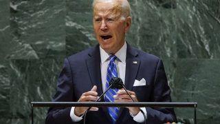 US President Joe Biden Promises 'Relentless Diplomacy' in UN Amid 'Rift' with Allies
