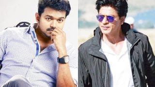 Thalapathy Vijay-Shah Rukh Khan To Share Screen Space in Atlee's Pan-Indian Film?
