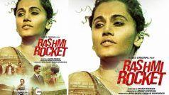 Rashmi Rocket Trailer: 'रश्मि रॉकेट' का ट्रेलर हुआ रिलीज, एथलीट अंदाज में दिखाई दी तापसी