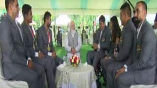 Video: PM Modi Interacts With Para-Athletes, Says They Motivate Him. Watch