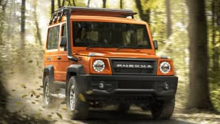 2021 Force Gurkha launched In India At Rs 13.59 Lakh