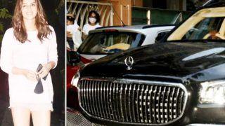 Kriti Sanon Buys Swanky Mercedes-Maybach GLS 600 4Matic Worth Rs 2.43 Crore   See Pics