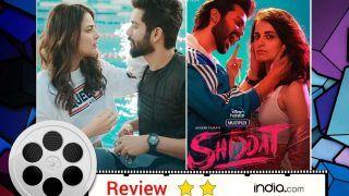 Shiddat Movie Review: Kabir Singh But More Sympathetic!