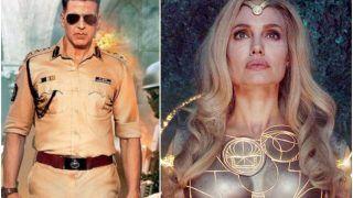 Sooryavanshi Demands 100 Per Cent Screens During Diwali - What Will Happen to Marvel's Eternals?