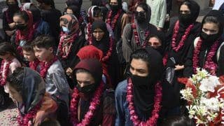 Afghanistan Women Football Team Escapes Taliban, Reaches Pakistan: Confirms Information Minister