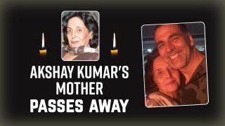 Akshay Kumar's Mother Aruna Bhatia Passed Away,