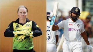 Australia Batter Alyssa Healy Wants to Emulate Rohit Sharma's Formula to Achieve Success in All Formats
