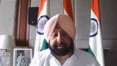Punjab: नाराज कैप्टन अमरिंदर सिंह CM पद से दे सकते हैं इस्तीफा, ऑफिस में विधायकों के साथ कर रहे मीटिंग