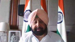 Punjab: नाराज Capt अमरिंदर सिंह CM पद से दे सकते हैं इस्तीफा, ऑफिस में विधायकों के साथ कर रहे मीटिंग
