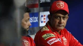 'Become a Pattern' - PBKS Coach Anil Kumble Reacts After Loss