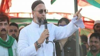AIMIM ओवैसी बोले- कांग्रेस, सपा के लोग कलीम सिद्दीकी पर मुझसे बोलने को कह रहे, मैंने उनसे पूछा...