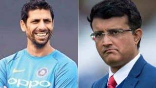 Ashish Nehra DISAGREES With BCCI President Ganguly's 'Team India Far Ahead of Rest' Tweet