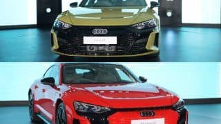 Audi e-tron GT, Audi RS e-tron GT Launched In India. Details Inside
