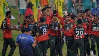 ICC T20 Rankings: ताजा टी20 रैंकिंग में बांग्लादेश ने AUS को पछाड़ा, जानें कौन से स्थान पर है भारत