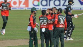BAN vs NZ, 1st T20I: शाकिब अल हसन का कमाल, अपने न्यूनतम टी20 स्कोर पर ऑलआउट हुआ न्यूजीलैंड