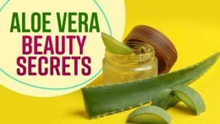Aloe Vera Benefits : You Will Be Amazed To Know About These Beauty Benefits Of Aloe Vera | Watch Video