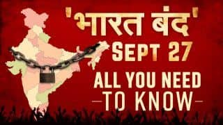Bharat Bandh Latest News: Delhi-UP Traffic Affected, Here's All You Need To Know | Watch Video