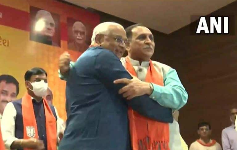 Bhupendra Patel Elected New Chief Minister of Gujarat