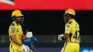'More Than What we Expected' - Dhoni Hails Gaikwad, Bravo After CSK Win