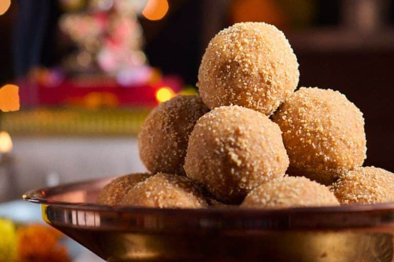 Ganesh Chaturthi 2021: Here's a Step by Step Guide on How to Make Authentic Gujarati Churma Laddoos