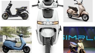 Fed Up Of Your Fuel-Guzzling Scooter? Here Are 5 Electric Scooters You Can Go For