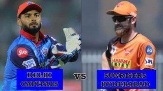Live Score and Updates, DC vs SRH, IPL 2021: करो-मरो के मैच में उतरेगा हैदराबाद, थोड़ी देर में होगा टॉस