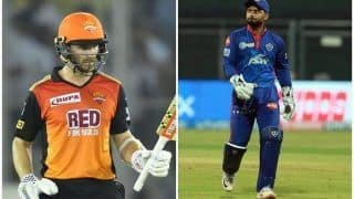 DC vs SRH Dream11 Team Prediction VIVO IPL 2021: Captain, Fantasy Playing Tips – Delhi Capitals vs Sunrisers Hyderabad, Probable XIs For Today's T20 Match 33 Dubai Stadium 7.30 PM IST Sept 22 Wednesday