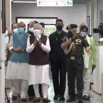 PM Modi Inaugurates Defence Offices Complexes in Delhi. See PICS Here