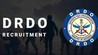 DRDO Recruitment 2021: Apply Online For 116 Apprentice Posts. Check Details Here