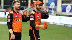 IPL 2021: सनराइजर्स हैदराबाद के चीफ कोच ने बताया David Warner को क्यों किया बाहर!