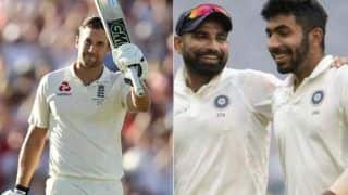 Dawid Malan ने माना भारतीय तेज बैट्री का लोहा, 'इस गेंदबाजी की आदत डाल पाना है असंभव'
