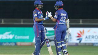 IPL 2021 Points Table: Delhi Capitals जीत के साथ टॉप पर पहुंची, शर्मनाक स्थिति में Sunrisers Hyderabad