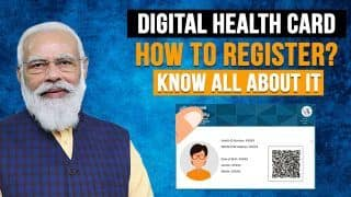 PM Modi Announces Digital Health ID Card: How To Register? Documents Required, Explained