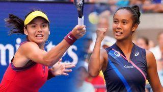US Open 2021 Results: Emma Raducanu Blows Away Maria Sakkari to Create History, Set up Title Showdown Against Leylah Fernandez