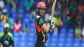 CPL 2021: Faf du Plessis की तूफानी पारी, T20 क्रिकेट में रच दिया इतिहास