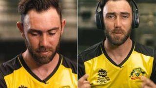 सामने आई टी20 विश्व कप के लिए ऑस्ट्रेलिया क्रिकेट टीम की नई जर्सी, Glenn Maxwell की पिक्चर हो रही है वायरल