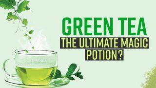 Skincare Tips: Amazing Skin Benefits Of Green Tea | Watch Video
