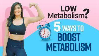 Health Tips : Best Ways To Increase Metabolism, Watch Video