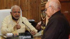 UP विधानसभा अध्यक्ष का वीडियो वायरल, कम कपड़े, महात्मा गांधी और राखी सावंत का जिक्र