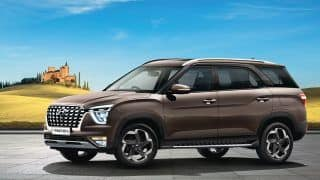 Hyundai Alcazar Platinum(O) Diesel 7-Seater Launched, Check Out The Price Here