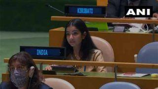 UNGC में भारत ने पाक के कश्मीर राग अलापने और गिलानी को शहीद को बताने पर किया पलटवार
