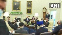 जो बाइडन ने PM मोदी से कहा- भारत को सुरक्षा परिषद का स्थाई सदस्य होना चाहिए, आतंकवाद और तालिबान पर कहीं ये बात
