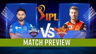IPL 2021 DC vs SRH: Probable Playing 11s, Pitch Conditions, Dubai Weather, Match Telecast Info