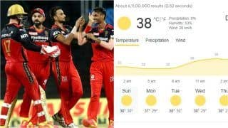 IPL 2021 RCB vs MI Head to Head, Prediction, Fantasy Tips, Weather Forecast: Royal Challengers Bangalore vs Mumbai Indians - Pitch Report, Predicted Playing 11s For Match 39 at Dubai International Stadium