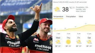 IPL 2021 RR vs RCB Head to Head, Prediction, Fantasy Tips, Weather Forecast: Pitch Report, Predicted Playing 11s, Squads For Rajasthan Royals vs Royal Challengers Bangalore Match 43 at Dubai International Stadium