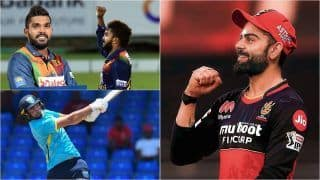 Great Skillsets to Shine in UAE: Kohli 'Very Impressed' With RCB's Replacements For IPL 2021