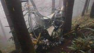 2 Pilots Killed as Army Helicopter Crash Lands in Jammu and Kashmir's Udhampur
