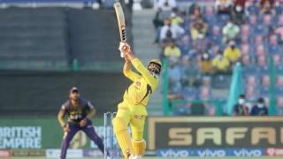IPL 2021, CSK vs KKR: गायकवाड़-डु प्लेसिस की साझेदारी के बाद जडेजा के धमाके के दम पर चेन्नई ने कोलकाता को दी मात